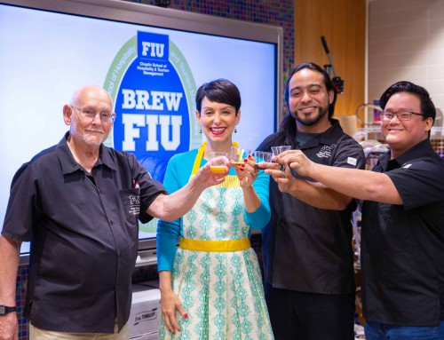 Homemade Craft Beer/ Dr. Barry Gump, FIU Brew Lab