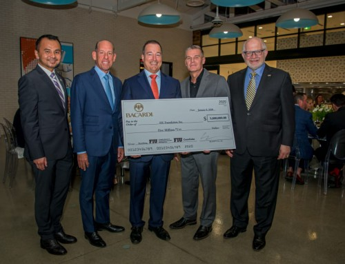 Bacardi USA Donates $5 Million to Florida International University