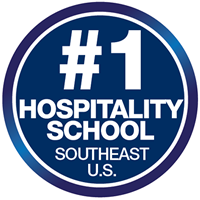 #1 Hospitality Program in Florida