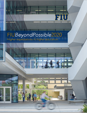 FIU Beyond Possible 2020 strategic plan