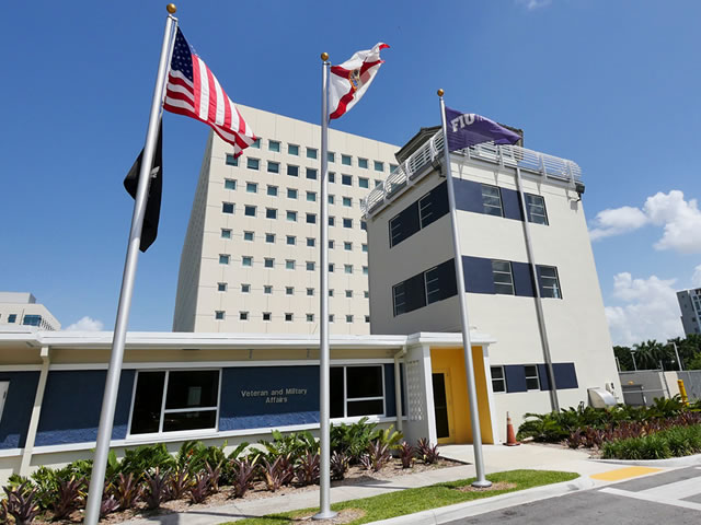 FIU Office of Veteran and Military Affairs