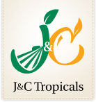 J&C Tropicals logo